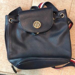 Tommy Hilfiger mini backpack purse